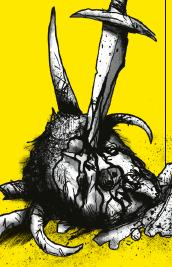 Johan Nohr's dismembered grotesque