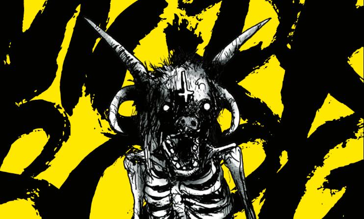 Mörk Borg cover detail