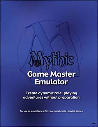 Mythic GM Emulator